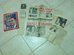 President Kennedy collectibles