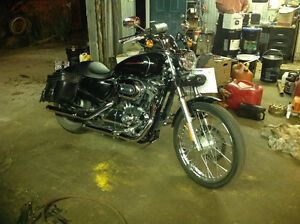 *NEW PRICE* 2007 Harley Davidson Sportster XL 1200 Custom.