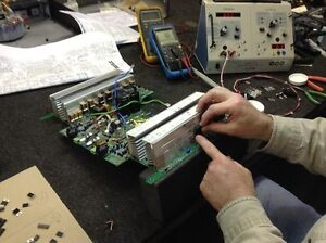 Repairs to Pro Audio Equipment specializing in Tube Amplifiers