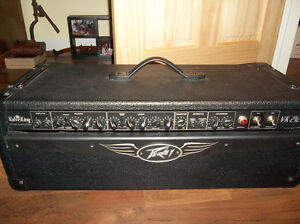 peavey valveking 100w tube guitar head amp amplifier