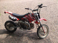 apollo dirt bike 110 cc