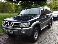 2004 Nissan Patrol 3.0Di SVE - Rare Manual - Low Miles - Fresh MOT - 7 Seats - Warranty - Finance