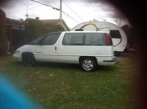 1998 Chevrolet Lumina Fourgonnette, fourgon