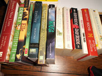 Miscellaneous Books, Mostly Fiction $25 obo