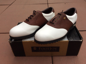 Men's 9.5 Footjoy Gulf Shoes - bran new.