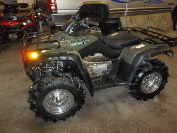 Used 2002 Honda HONDA 350 FOURTRAX ES