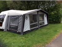 Isabella Ambassador concept awning size 900 2015 model mint condition