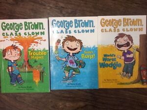 George Brown series