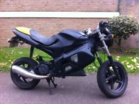 Gilera DNA 70 reg as 50