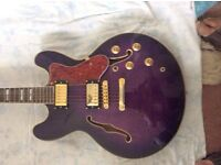 Guitar Tanglewood Chicago ll