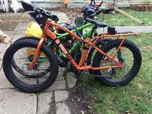 Surface 604 Element electric fat bike