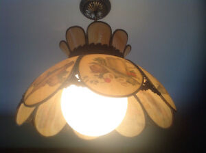 Tiffany style dining room light