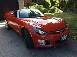 2008 Saturn Sky Sports Convertible