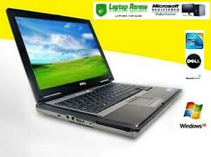 Dell Laptop Duo Core Windows XP PRO 1 YR WTY RS232 Serial Com Port NEW BATTERY