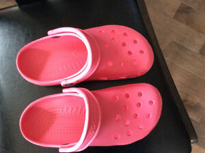 Crocs ladies size 5