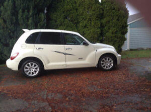 2007 Chrysler PT Cruiser Hatchback