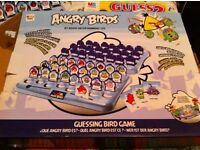 Angry birds guess who