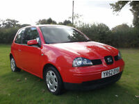 Seat Arosa 1.0 S Lovely Well Cared For Example Would Make A Ideal 1st. Car