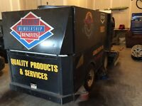1990 Zamboni model 400 ice resurfacer