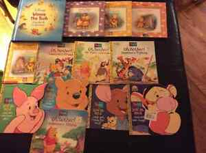 Lots of children's book. Good condition. Make an offer