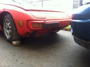 1977 Porsche 924 Trade for a sled !! Stratford Kitchener Area image 2