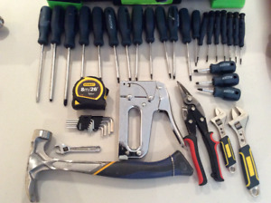 Mint Condition Tool Box & Tools