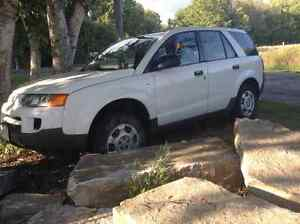 2003 Saturn VUE Grey Hatchback Kawartha Lakes Peterborough Area image 1