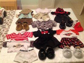 Build A Bear Outfit Bundle