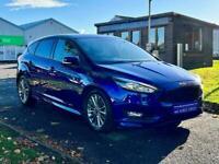 2018 Ford Focus 1.5 TDCI ST-LINE Hatchback Diesel Manual