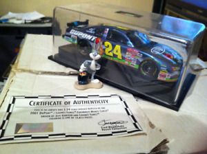 Revell 1/24 th scale diecast loonie tunes Nascar for sale