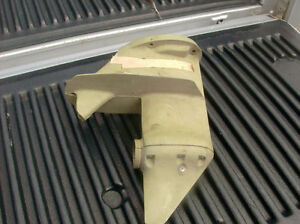 evinrude /johnson 6 hp gearcase housing