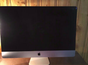 "URGENTLY SELLING IMAC 27"" 2015 MODEL@ $1700 (actual price $2600)"
