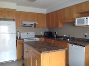 Beautiful three bedrooms townhouse in south end for rent