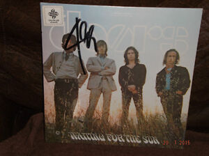 THE DOORS (SEALED & USED ALBUMS)