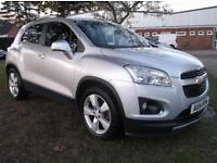 2014 CHEVROLET TRAX 1.7 VCDI LT 5DR AWD 5 DOOR HATCHBACK