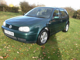 Volkswagen Golf 1.9TDI GT 66,000 Miles One Owner Since 02. Rare Low Mileage Car