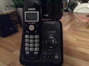 Téléphone sans fil avec répondeur Vtech