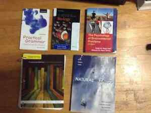 Textbook Laurier courses Kitchener / Waterloo Kitchener Area image 2