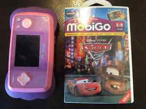 Vtech Mobigo euc with Disney game