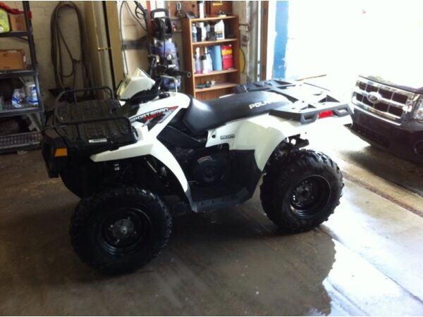 Used 2010 Polaris sportman