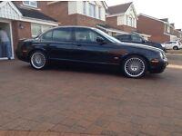 Jaguar s type sport diesel