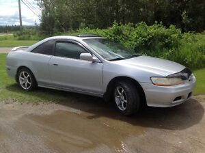 2001 Honda Accord Coupé (2 portes)