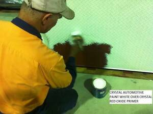 TRUCK PAINT  4 LITRE  EASY TO USE 1 PAC POLYURETHANE MANY COLOURS Gold Coast Region Preview