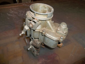 1946 to 1954 flathead Ford & Meteor V8 carb ..... new rebuild