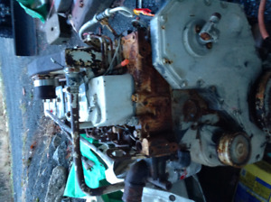 12v 250hp. Cummins Motor For Sale