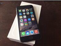 iPhone 6 16gb unlocked (space grey)