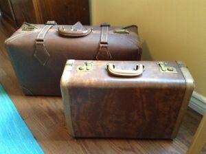 VINTAGE Suitcases. DWS. Sarnia Sarnia Area image 3