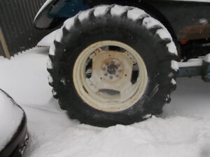 "Tractor Rims 30"" and Tires 16.9 x 30"