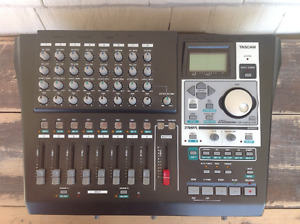 Multipiste Tascam DP 01 FX/CD