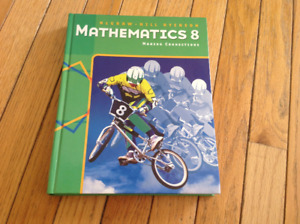 Mathematics grade 8 textbook